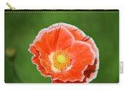Orange Poppy 2 Carry-all Pouch