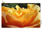 Orange Rose Art Prints Baslee Troutman Carry-all Pouch
