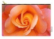 Orange Rosebud Highlight Carry-all Pouch