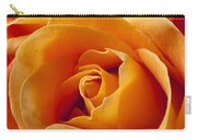 Orange Roses Carry-all Pouch by Garry Gay
