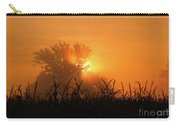 Orange Sky Rising Carry-all Pouch