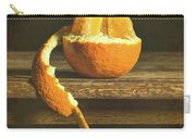 Orange Still Life Carry-all Pouch