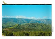 Orange Tree Grove, Santa Paula, Ventura Carry-all Pouch