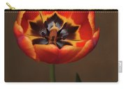 Orange Tulip  Carry-all Pouch