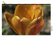 Orange Tulip Squared Carry-all Pouch