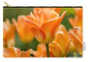 Orange Tulips 2 Carry-all Pouch