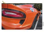 Orange Viper  Carry-all Pouch