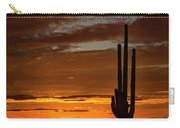 Orange Ya Beautiful Skies  Carry-all Pouch