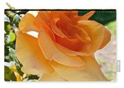 Orange-yellow Rose At Pilgrim Place In Claremont-california Carry-all Pouch