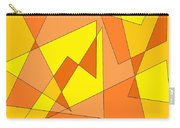 Orange You Banana Carry-all Pouch