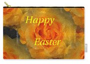 Orange You Lovely Easter Carry-all Pouch
