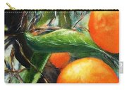 Oranges Extract Carry-all Pouch