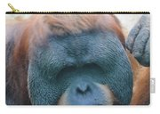 Orangutan Kiss Carry-all Pouch