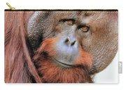 Orangutan Male Closeup Carry-all Pouch