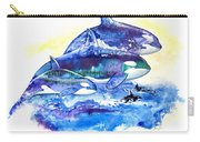 Orca Fantasy Carry-all Pouch