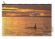 Orca Killer Whale Carry-all Pouch