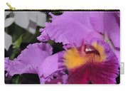 orchid 942 Purple Brassolaeliocattleya  Carry-all Pouch