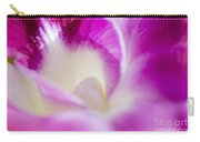 Orchid Abstract Carry-all Pouch