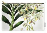 Orchid, Ansellia Africana, 1880 Carry-all Pouch