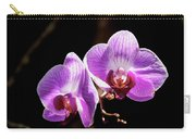 Orchid At Fairchild Gardens Carry-all Pouch