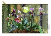 Orchid Basket Carry-all Pouch
