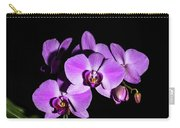 Orchid Blossoms IIi Carry-all Pouch