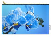 Orchid Blue Carry-all Pouch