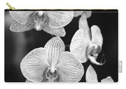 Orchid Cluster Close-up Carry-all Pouch