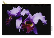 Orchid Elegance Carry-all Pouch