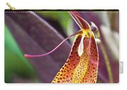 Orchid Flower - Restrepia Radulifera Carry-all Pouch