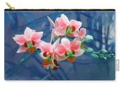 Orchid Flowers 8 Carry-all Pouch