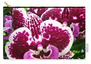 Orchid Hanging In Palms Carry-all Pouch