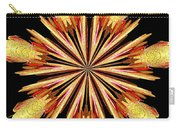 Orchid Kaleidoscope 10 Carry-all Pouch