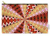 Orchid Kaleidoscope 8 Carry-all Pouch
