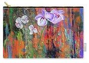 Orchid O Carry-all Pouch