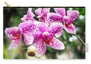 Orchid Phalaenopsis Carnival Bonsall Carry-all Pouch