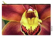 Orchid Queen Carry-all Pouch