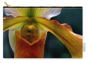 Orchid Slipper Carry-all Pouch