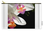Orchid Spring Poster Carry-all Pouch