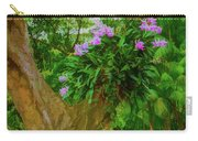Orchid Tree Carry-all Pouch
