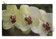 Orchid White Trio Carry-all Pouch
