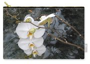 Orchids And Water Carry-all Pouch