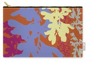 Orchids Caramel Carry-all Pouch