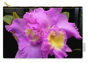 Orchids In Fuchsia  Carry-all Pouch