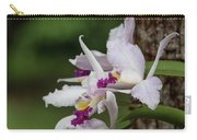 Orchids On A Tree Carry-all Pouch