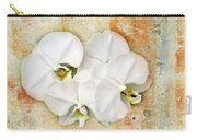 Orchids Upon The Rough Carry-all Pouch