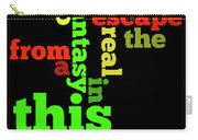 Order The Lyrics Game. Queen. Bohemian Rapsody. Game For Music Lovers And Fans Carry-all Pouch