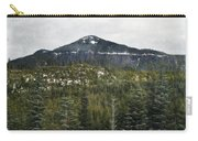 Oregon Cascade Range Forest Carry-all Pouch