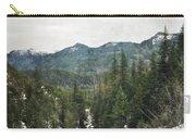 Oregon Cascade Range Carry-all Pouch