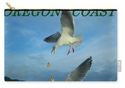 Oregon Coast Amazing Seagulls Carry-all Pouch